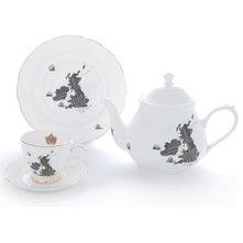 Modern Tea Sets by Ali Miller