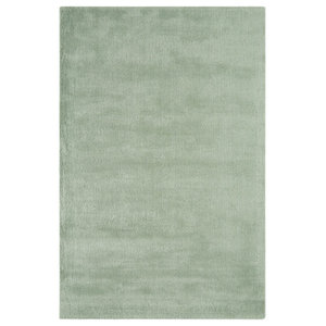 Aran Duck Egg Rectangular Rug, 160x230 cm
