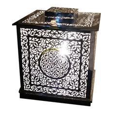 Jam Shade Table Lamp