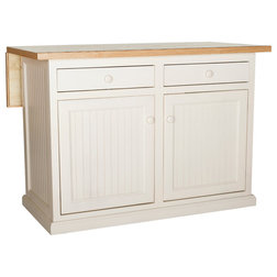 Transitional Kitchen Islands And Kitchen Carts by Eagle Furniture