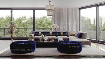 Luxury London Property (3D CGI Images - Not photographs)