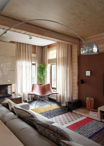 by Architectural Bureau Sretenka