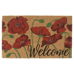 Contemporary Doormats by Radiance/In Place