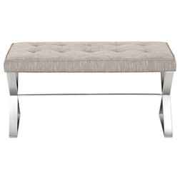 Contemporary Upholstered Benches by Sunpan Modern Home