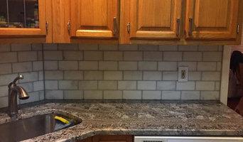Backsplash and Cabinets