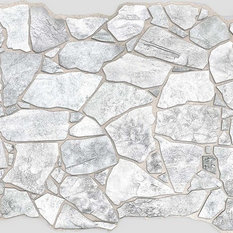 Wall Panels for Interior Wall Decor Textured PVC 3D Wall Tile - 244WG