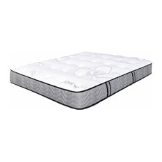"""Spectra Mattress Inc. - Orthopedic Mattress Organic 11.5"""" Medium Firm Quilted-Top Double Sided, Twin - Mattresses"""