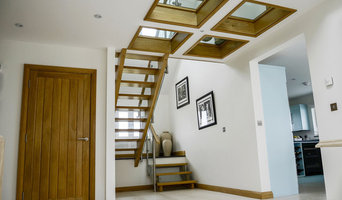 Stairs and mezzanine detail