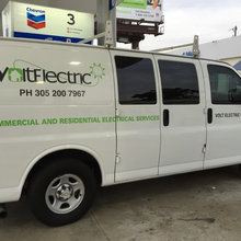 volt electric corp. #electricalcontractor #electrician