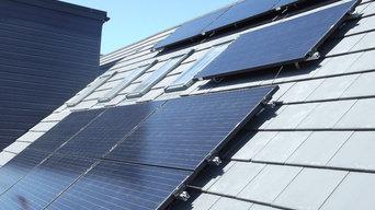 3.0Kw Solar PV on Apartment development