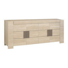Atlanta Sideboard, Light Oak, 4 Doors