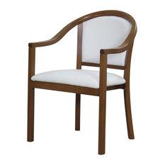 Rinaldo Beech Wood Contemporary Dining Chair