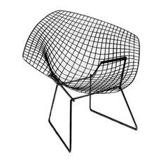 - Bertoia Diamond Outdoor-Sessel - Wohnzimmerstühle