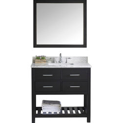 Transitional Bathroom Vanities And Sink Consoles by Avant Styles LLC