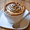 Aux fourneaux : Un cookie cup saveur cappuccino pour les gourmands