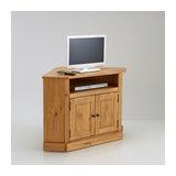 Мебель для телевизора угловая из массива сосны, Authentic Style.