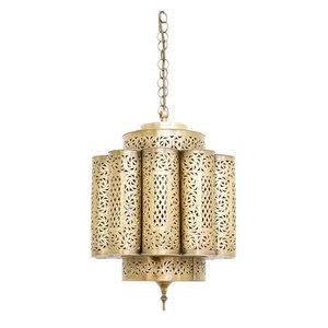 Namat Brass Ceiling Pendant, 30 x 30 x 55cm