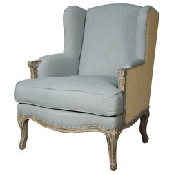 Traditional Armchairs And Accent Chairs by New Pacific Direct Inc.