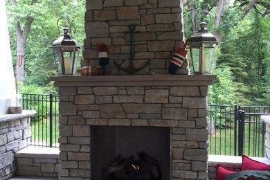 Twin City Fireplace Stone Co Project Photos Reviews Edina Mn Us Houzz