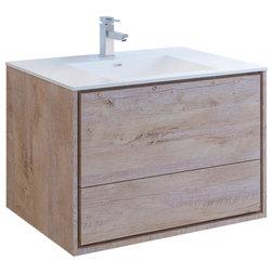 Contemporary Bathroom Vanities And Sink Consoles by Serenity Bath Boutique