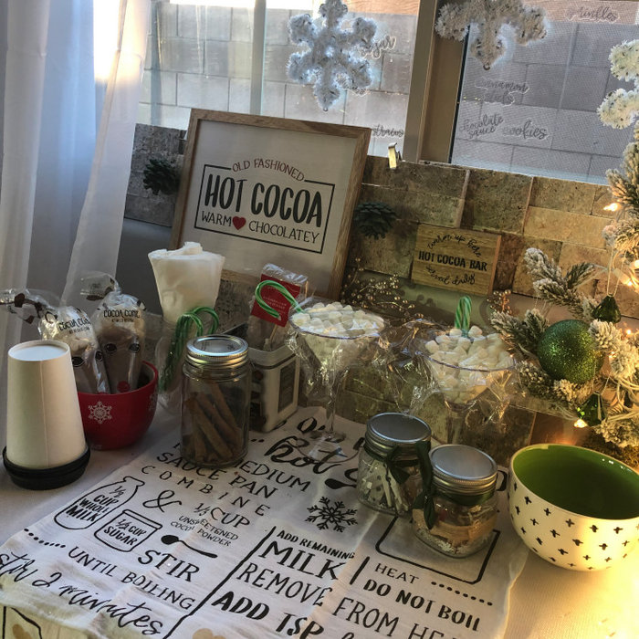Hot Chocolate Bar 2019