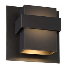 Modern Forms   Pandora 1 Light LED Indoor/Outdoor Wall Sconce   Outdoor Wall