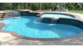Fiberglass pool project