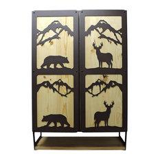 Rustic Medicine Cabinets | Houzz