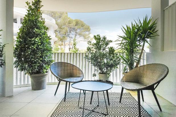 Terrasse et Patio by Agnès Luthier
