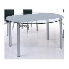 50 Most Popular Brushed Nickel Dining Tables For 2019 Houzz