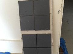 Grout color and/or sealant for matte Heath tile backsplash?