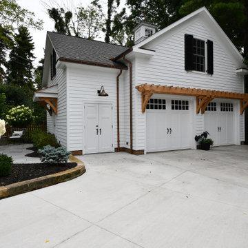 Hudson Fresh New Garage