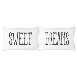 Contemporary Pillowcases And Shams by The Rise and Fall