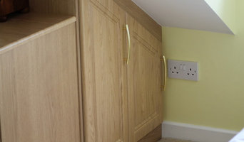 2 fitted bedrooms, under stairs study and sideboard.