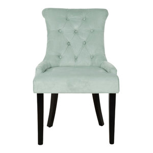 Safavieh Laura Dining Chairs, Set of 2, Light Blue