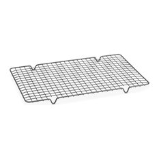 "Advanced Nonstick Bakeware 10""x16"" Cooling Grid, Gray"