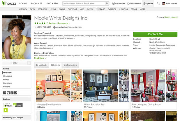 For Home Pros How to Rock Your Houzz Profile – Professional Business Profile