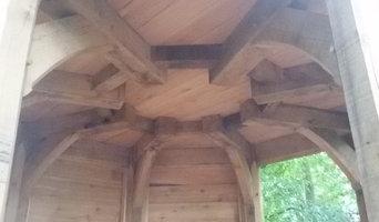 Green Oak Tuscan Temple