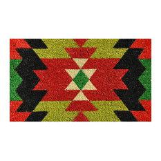 Aztec Graphic Doormat
