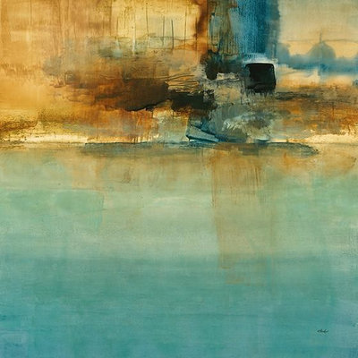 Contemporary Artwork by Home Decorators Collection