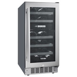 Contemporary Beer And Wine Refrigerators by Titan