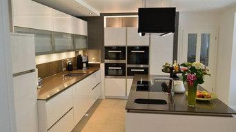 Umbau der Küche