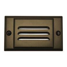 LED Step Light, Oil-Rubbed Bronze, Horizontal