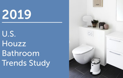2019 U.S. Houzz Bathroom Trends Study