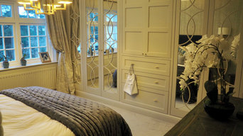 Reigate Surrey Master Bedroom and Dressing Room