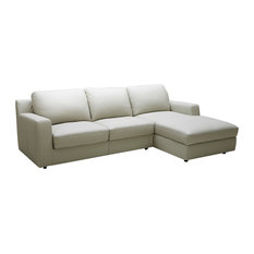 J&M Furniture - Lauren Chaise, Right Hand Facing - Sectional Sofas