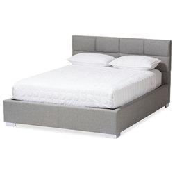 Contemporary Platform Beds by Baxton Studio