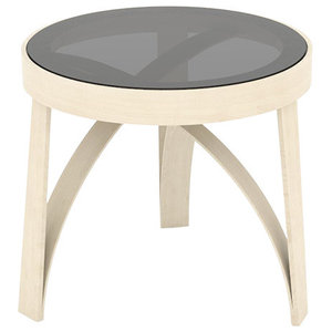 Arco Natural Ash Side Table