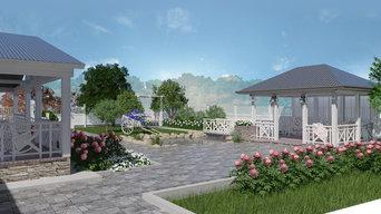 Малый сад посёлок Удачный