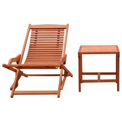 Transitional Outdoor Lounge Sets by Vifah